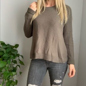 Madewell sweater sz s small